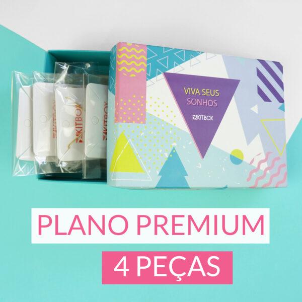 Plano Premium do Clube de Assinatura de Acessórios