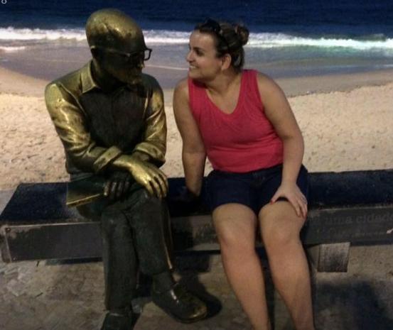 Lis Silva. Porto Alegre — RS