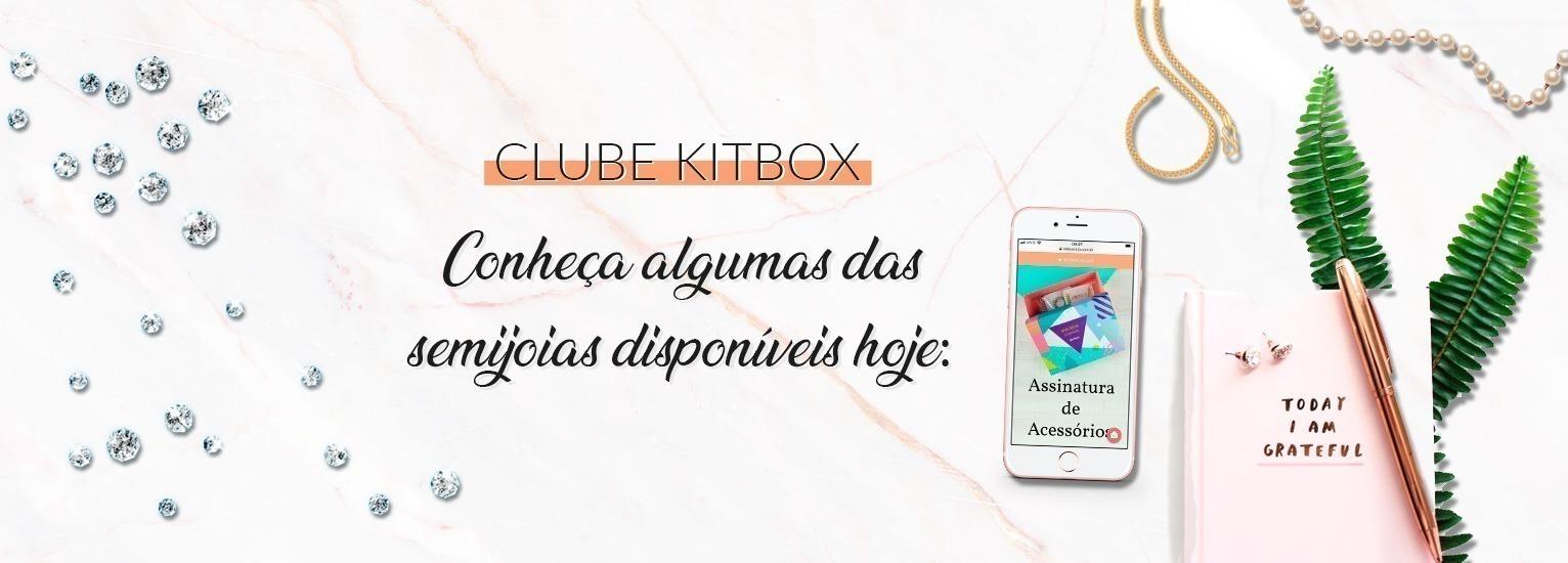 0fa640b18 Conheça algumas das semijoias disponíveis no Clube de Acessórios da Kitbox