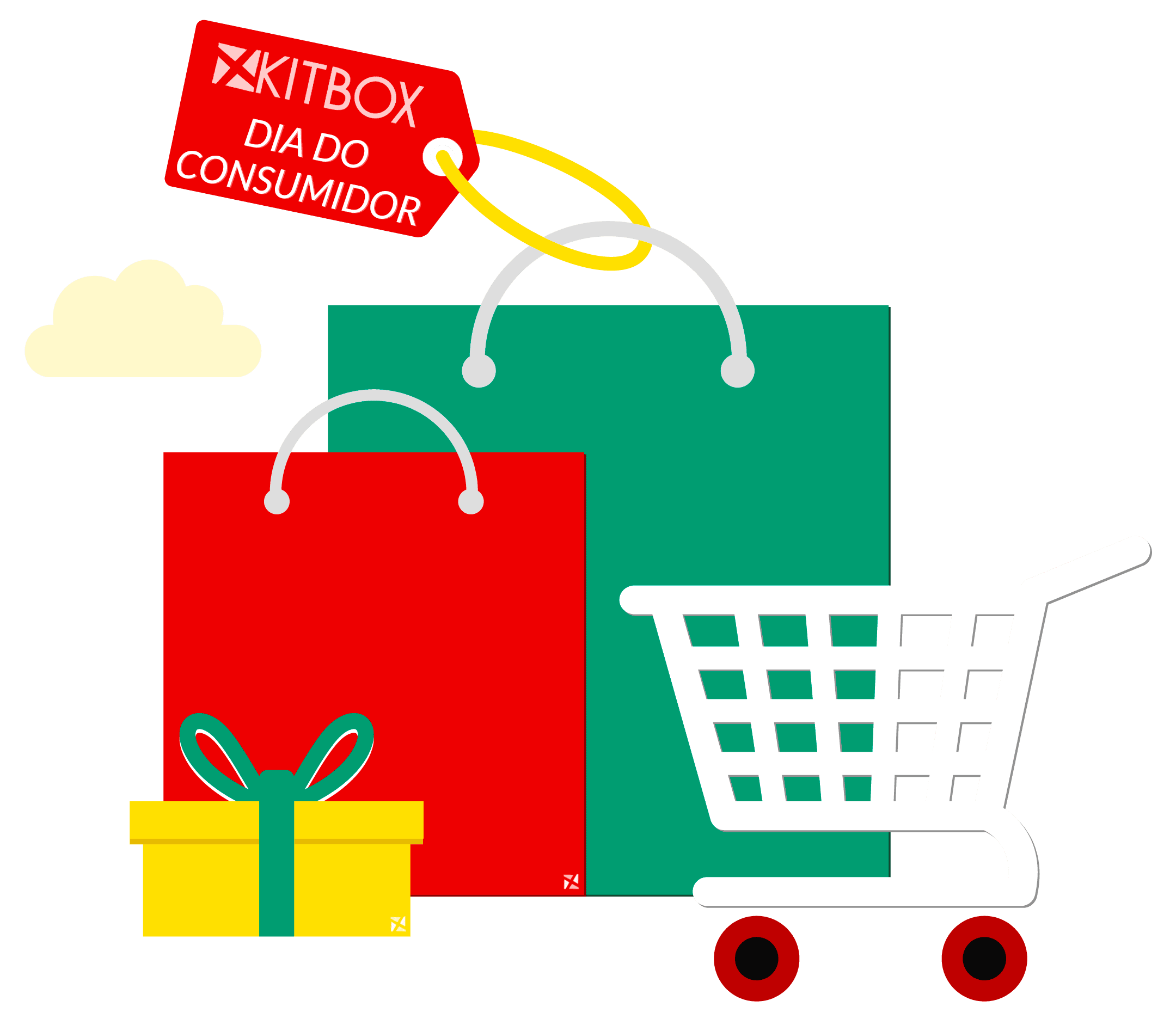 Ofertas do Dia do Consumidor 70% off