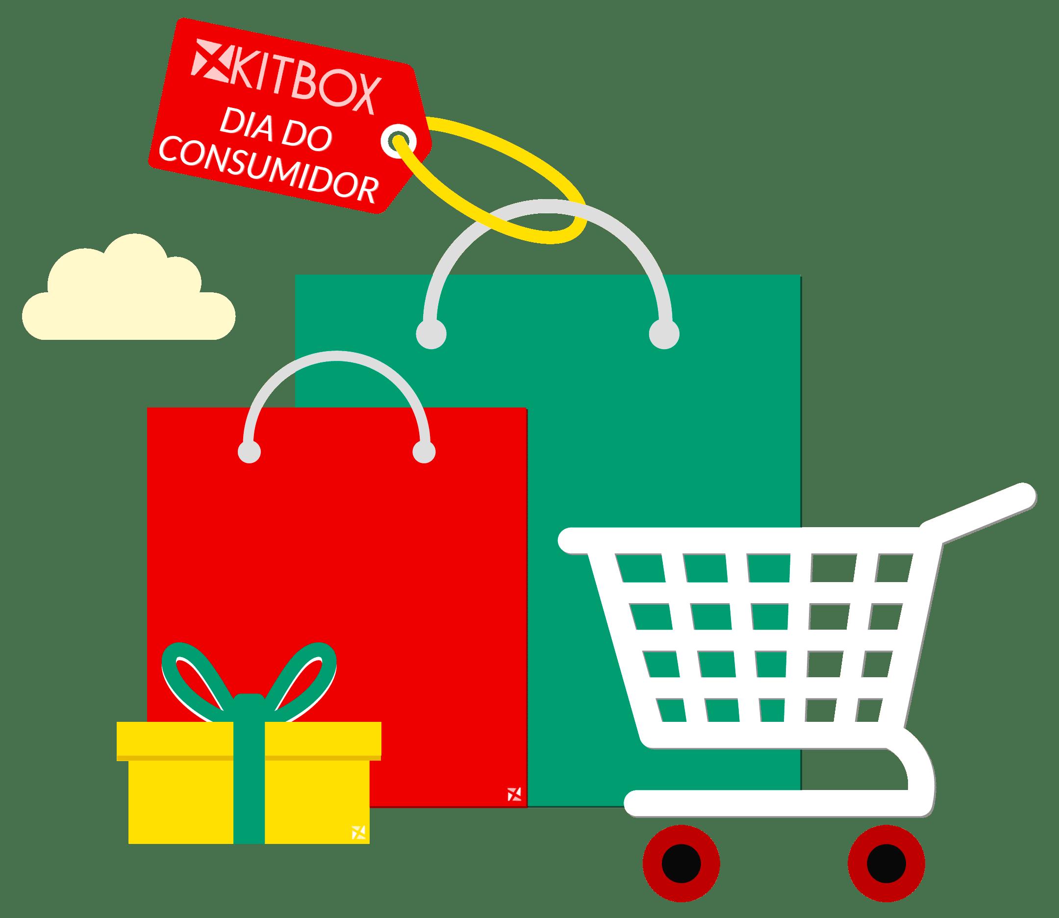 Ofertas do Dia do Consumidor 70% off