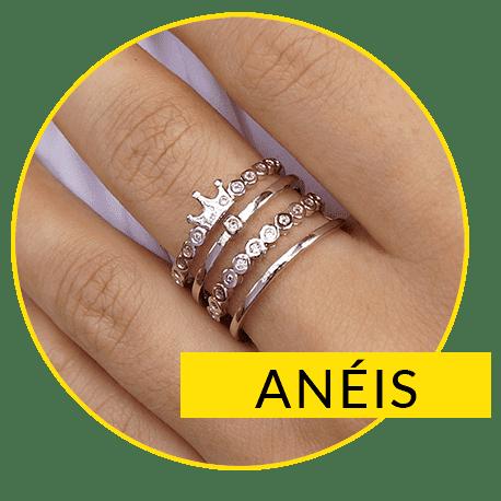Ofertas de Anéis do Dia do Consumidor