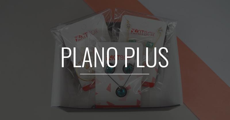 Plano Plus do Clube de assinatura de semijoias