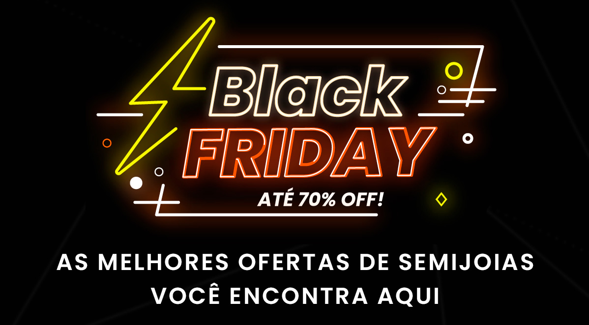 Black Friday Semijoias 2019
